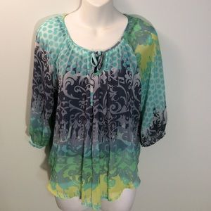 Women's Blouse  By&By Size Small